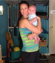 My son Zech and I