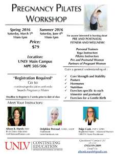 UNLV Workshop Flyer 2016
